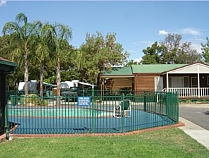 Albury Motor Village - Accommodation Kalgoorlie