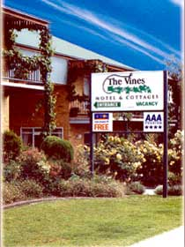 The Vines - Accommodation Kalgoorlie