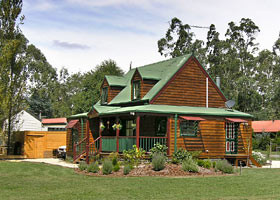 Mystic Mountains Holiday Cottages - Accommodation Kalgoorlie