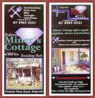 Miner's Cottage - Accommodation Kalgoorlie