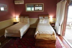 Eumundi Gridley Homestead BampB - Accommodation Kalgoorlie