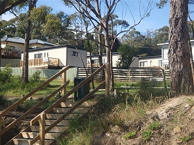 Coningham Beach Holiday Cabins - Accommodation Kalgoorlie