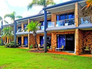 Bribie Waterways Motel - Accommodation Kalgoorlie