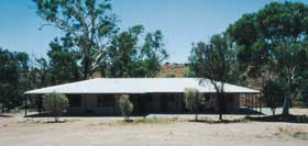 Gum Creek Station Shearers Quarters