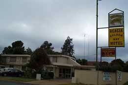 Acacia Golden Way Motel - Accommodation Kalgoorlie