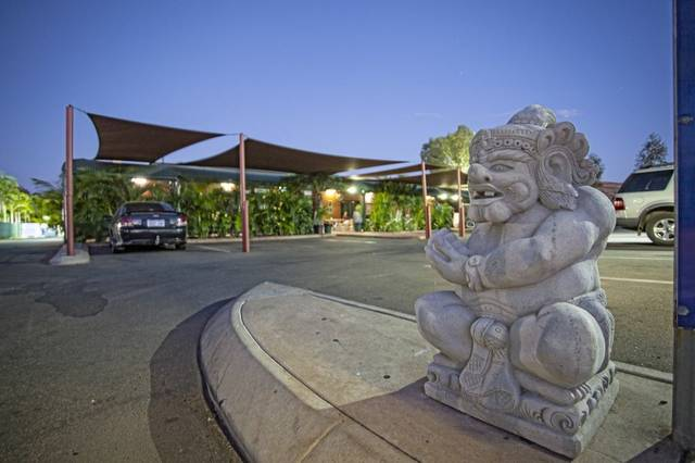 Cattrall Park Motel - Accommodation Kalgoorlie