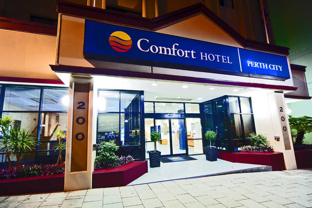 Comfort Hotel Perth City - Accommodation Kalgoorlie