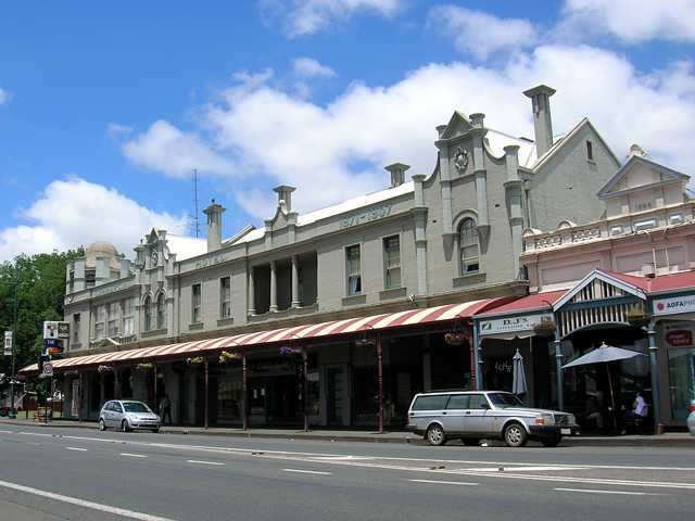 Commercial Hotel Camperdown