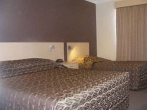 Econo Lodge Moree Spa Motor Inn - Accommodation Kalgoorlie