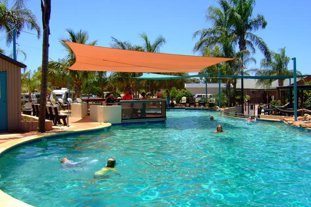 Ningaloo Caravan  Holiday Resort - Accommodation Kalgoorlie