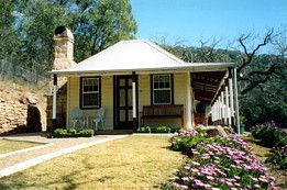 Price Morris Cottage - Accommodation Kalgoorlie