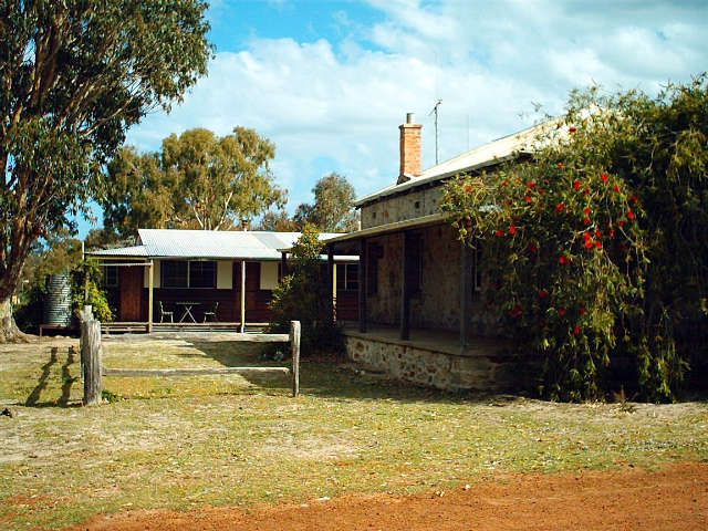 Quaalup Homestead Wilderness Retreat - Accommodation Kalgoorlie