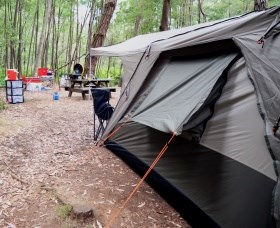 WA Wilderness Catered Camping at Big Brook Arboretum - Accommodation Kalgoorlie