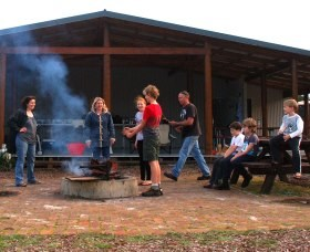 WA Wilderness Catered Camping at Yeagarup Hut - Accommodation Kalgoorlie