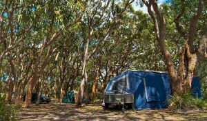 Stewart and Lloyds campground - Accommodation Kalgoorlie