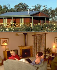 Twin Trees Country Cottages - Accommodation Kalgoorlie