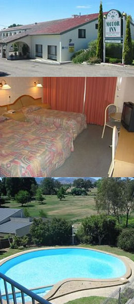 Tumut Motor Inn - Accommodation Kalgoorlie