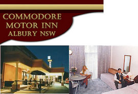 Commodore Motor Inn - Accommodation Kalgoorlie