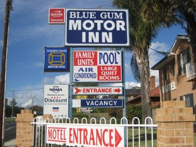 Blue Gum Motor Inn - Accommodation Kalgoorlie
