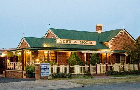 Nebula Motel - Accommodation Kalgoorlie