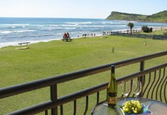 Lennox Head Beachfront Apartments - Accommodation Kalgoorlie