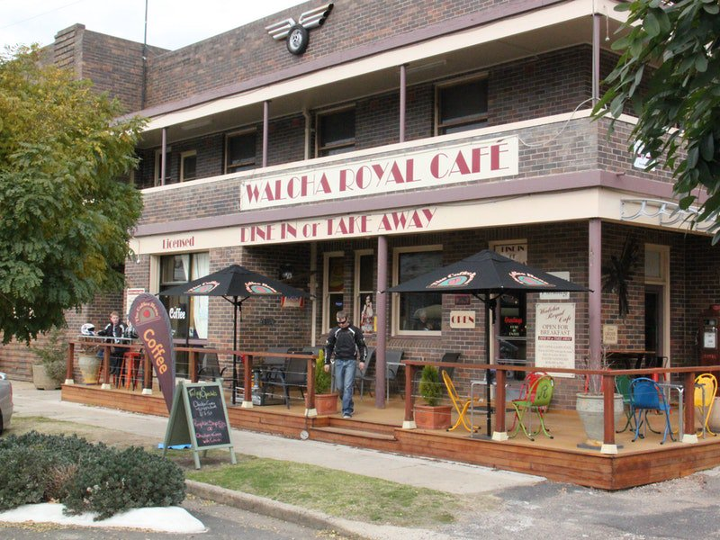 Walcha Royal Cafe and Boutique Accommodation - Accommodation Kalgoorlie