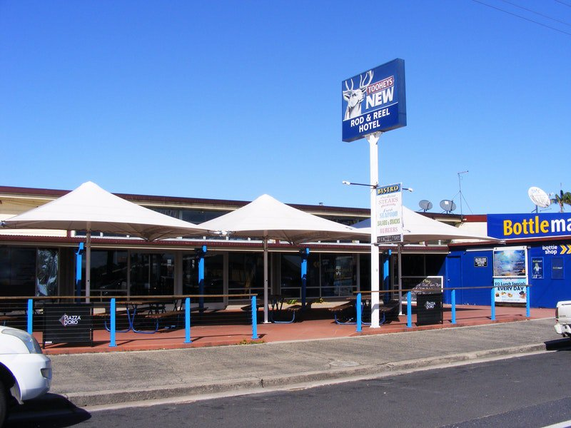 Rod N Reel Hotel Woodburn - Accommodation Kalgoorlie