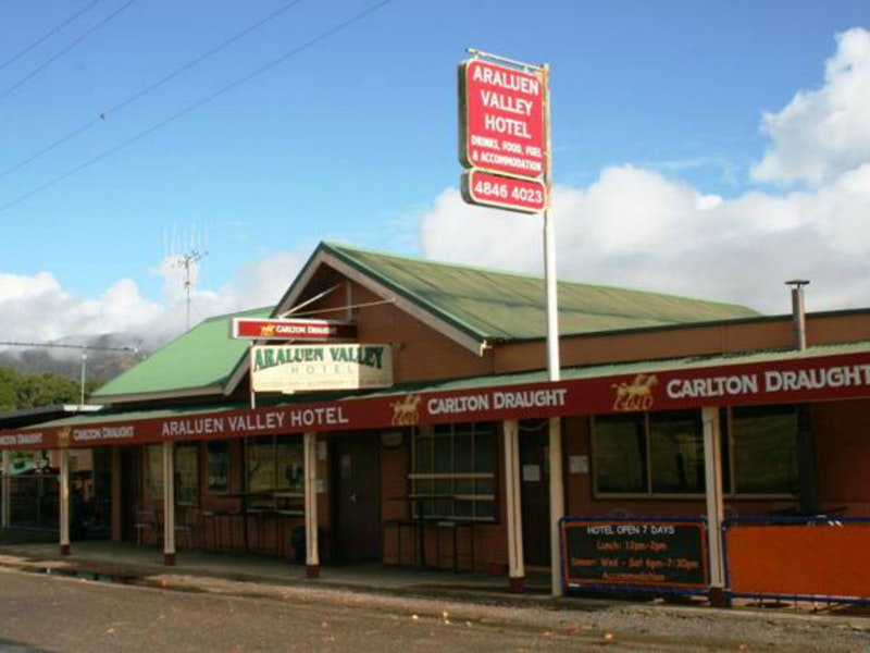 Araluen Hotel - Accommodation Kalgoorlie