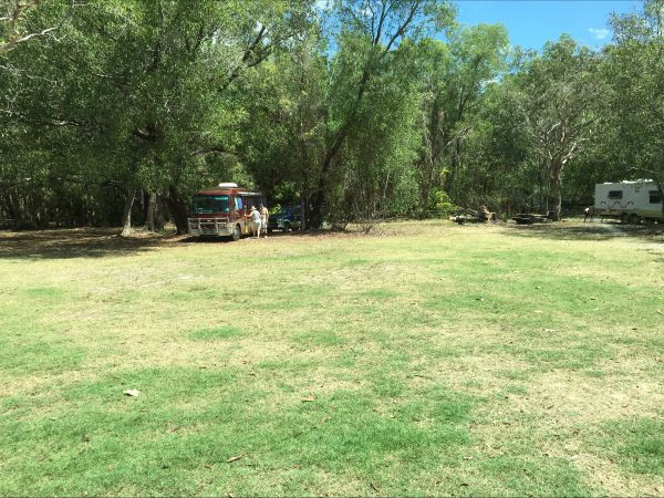 Mardugal One Campground - Accommodation Kalgoorlie