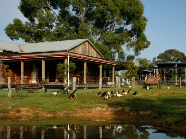 Tobruk Sydney Farm Stay - Accommodation Kalgoorlie