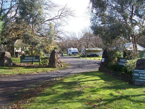 Dunkeld Caravan Park - Accommodation Kalgoorlie