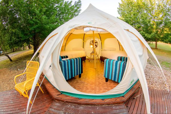 Yarra Valley Park Lane Glamping Belle Tents - Accommodation Kalgoorlie