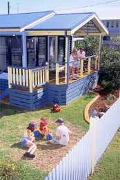 Werri Beach Holiday Park - Accommodation Kalgoorlie