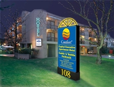 Comfort Capital Executive Apartment Hotel - Accommodation Kalgoorlie