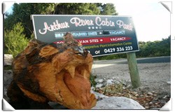Arthur River Cabin Park - Accommodation Kalgoorlie