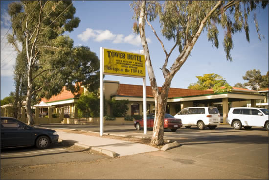 Tower Hotel - Accommodation Kalgoorlie