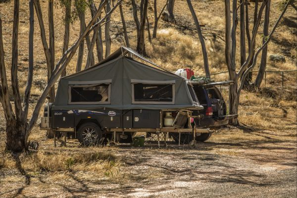 Wedderburn Hard Hill Tourist Reserve - Accommodation Kalgoorlie