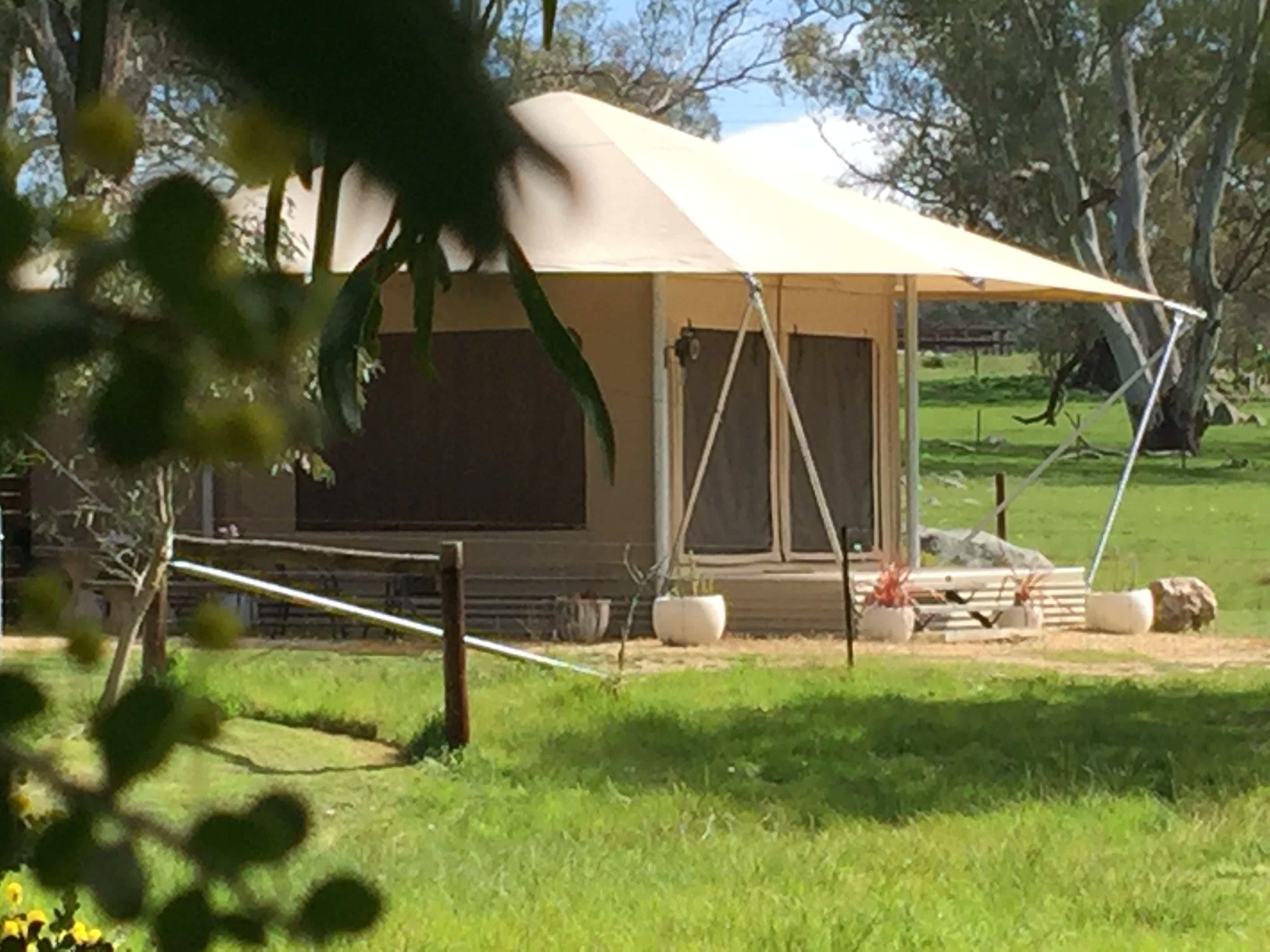 Boongarrie Luxury Tent - Accommodation Kalgoorlie