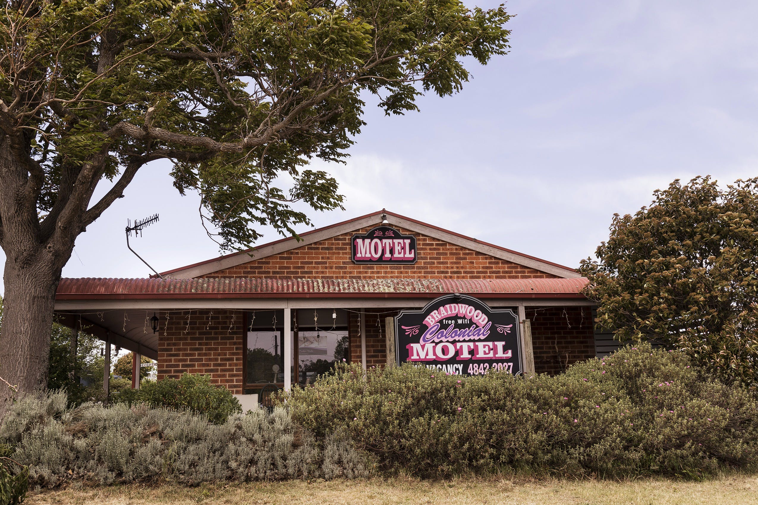 Colonial Motel - Accommodation Kalgoorlie