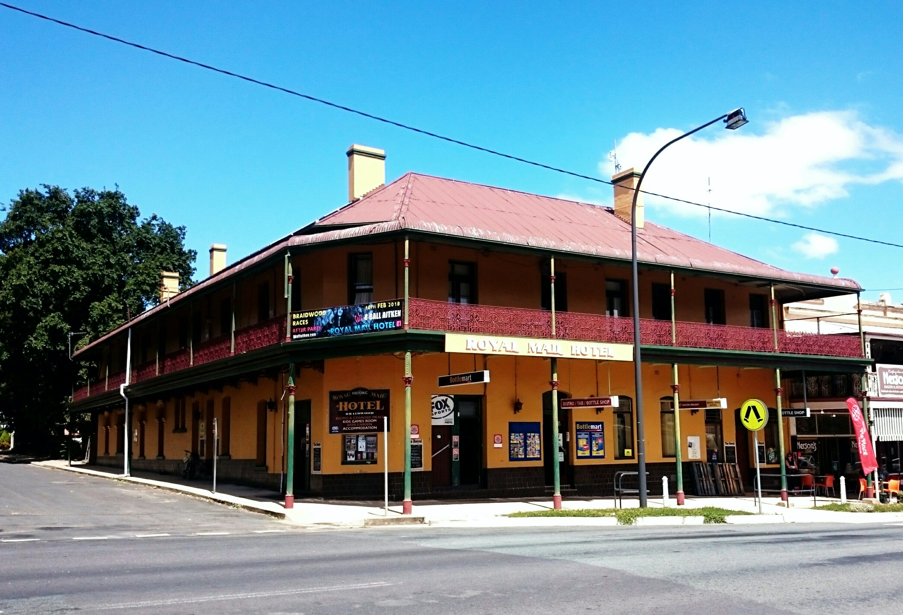 Royal Mail Hotel Braidwood - Accommodation Kalgoorlie