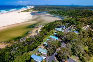 BIG4 Sawtell Beach Holiday Park - Accommodation Kalgoorlie