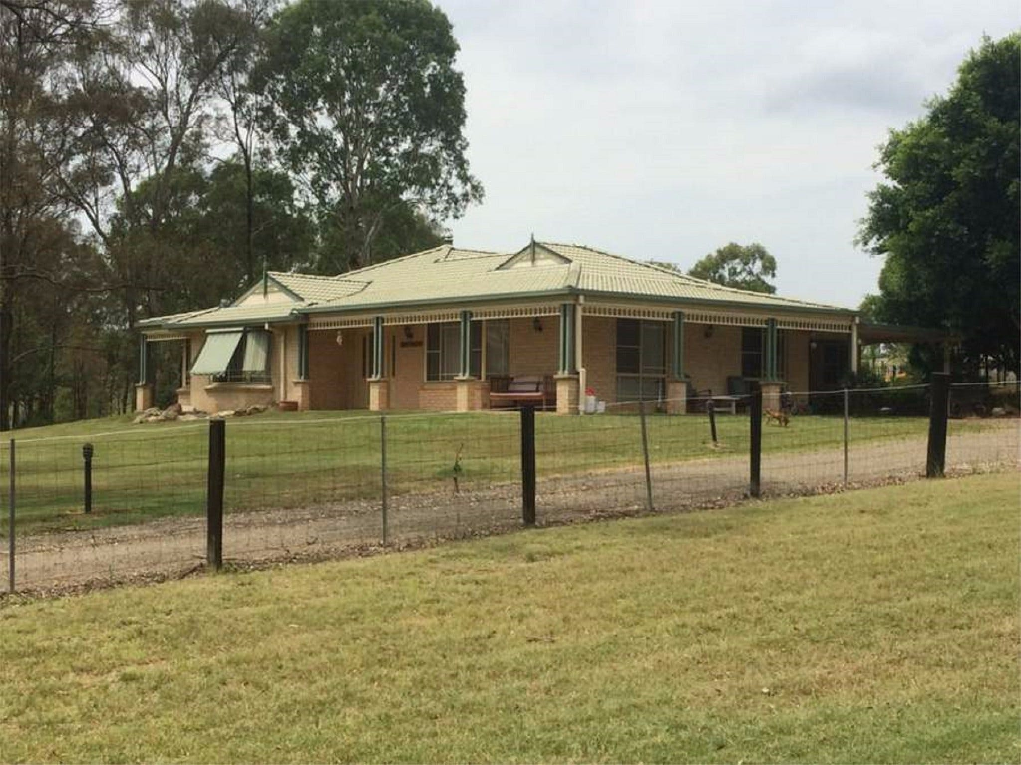 Merewether Homestead - Accommodation Kalgoorlie