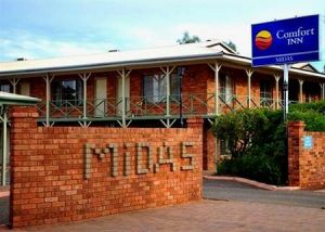 Comfort Inn Midas - Accommodation Kalgoorlie