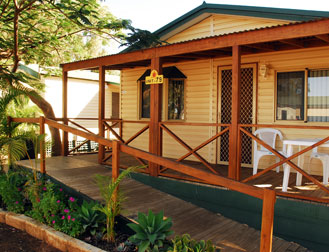 Wintersun Caravan  Tourist Park - Accommodation Kalgoorlie