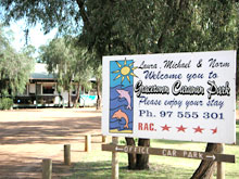 Gracetown Caravan Park - Accommodation Kalgoorlie