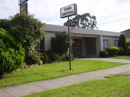 Bairnsdale Town Central Motel - Accommodation Kalgoorlie