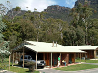 Halls Gap Log Cabins - Accommodation Kalgoorlie