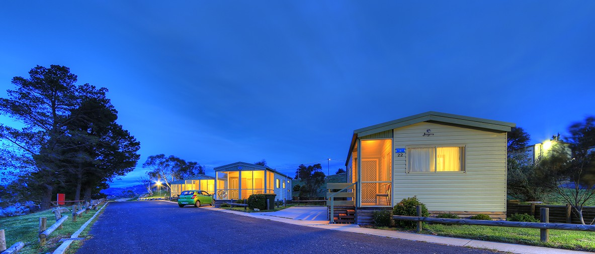 Jindabyne Holiday Park - Accommodation Kalgoorlie