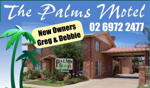 The Palms Motel - Accommodation Kalgoorlie