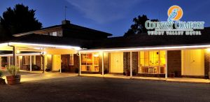 Country Comfort Tumut Valley Motel - Accommodation Kalgoorlie